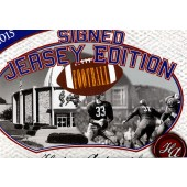 2015 Historic Autographs Football Jersey Edition Box