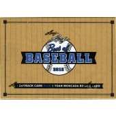 2015 Leaf Best of Baseball 4 Box Case