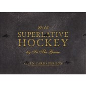 2015 Leaf ITG Superlative Hockey 5 Box Case