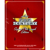 2015 Leaf Pop Century Signed 8x10 Photograph Edition 12 Box Case