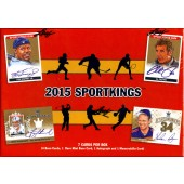 2015 Leaf Sport Kings 12 Box Case
