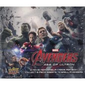 2015 Upper Deck Marvel Avengers 2: Age of Ultron Hobby Box