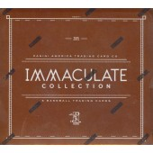 2015 Panini Immaculate Baseball Hobby 8 Box Case