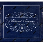 2015 Panini National Treasures Baseball Hobby 4 Box Case