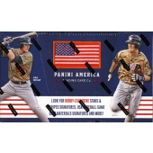 2015 Panini Stars and Stripes Baseball Hobby 20 Box Case