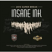 2015 Super Break Insane Ink 10 Box Case