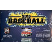 2015 Super Break Series 1 Baseball Box