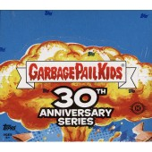 2015 Topps Garbage Pail Kids 30th Anniv Hobby 8 Box Case