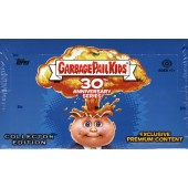 2015 Topps Garbage Pail Kids 30th Anniv Collector ED 8 Box Case