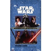 2015 Topps Star Wars Journey To The Force Awakens Hobby 12 Box Case
