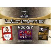 2016/17 Leaf Ultimate Hockey 6 Box Case