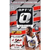 2016/17 Panini Donruss Optic Basketball Hobby 12 Box Case
