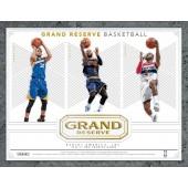 2016/17 Panini Grand Reserve Basketball 8 Box Case