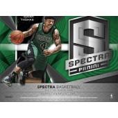 2016/17 Panini Spectra Basketball Hobby 6 Box Case