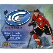 2016/17 Upper Deck ICE Hockey Hobby 20 Box Case