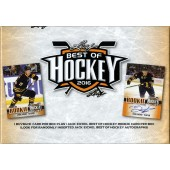 2016 Leaf Best of Hockey Hobby 4 Box Case