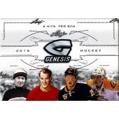 2016 Leaf Genesis Hockey 10 Box Case