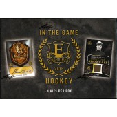 2016 Leaf ITG Enshrined Hockey 10 Box Case