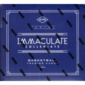 2016 Panini Immaculate College Baseball Hobby 5 Box Case