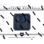 2016 Panini Pantheon Baseball Hobby 4 Box Case