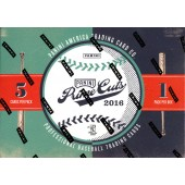 2016 Panini Prime Cuts Baseball Hobby 5 Box Case
