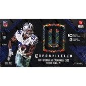 2016 Panini Unparalleled Football Hobby Box