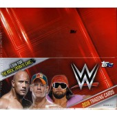 2016 Topps WWE Wrestling Hobby 8 Box Case