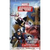 2016 Upper Deck Marvel Annual Trading Cards Box