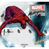 2016 Upper Deck Marvel Masterpieces Featuring Joe Jusko - Box