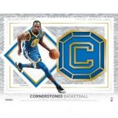 2017/18 Panini Cornerstones Basketball Hobby 12 Box Case