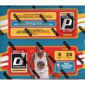 2017/18 Panini Donruss Basketball Retail 20 Box Case