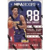 2017/18 Panini NBA Hoops Basketball Blaster 20 Box Case