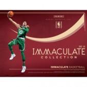 2017/18 Panini Immaculate Basketball Hobby Box