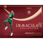 2017/18 Panini Immaculate Basketball Hobby 5 Box Case