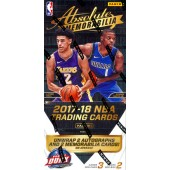 2017/18 Panini Absolute Basketball Hobby 10 Box Case