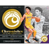 2017/18 Panini Chronicles Basketball Hobby 10 Box Case