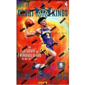 2017/18 Panini Court Kings Basketball Hobby 16 Box Case