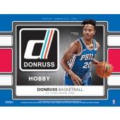 2017/18 Panini Donruss Basketball Hobby Box