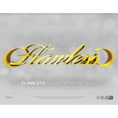 2017/18 Panini Flawless Collegiate Basketball Hobby Box