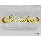 2017/18 Panini Flawless Collegiate Basketball Hobby 2 Box Case