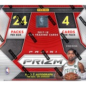 2017/18 Panini Prizm Basketball Retail 20 Box Case