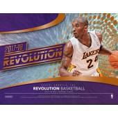2017/18 Panini Revolution Basketball Hobby Box