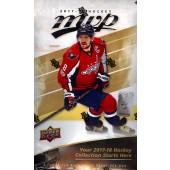 2017/18 Upper Deck MVP Hockey Box