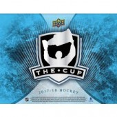 2017/18 Upper Deck The Cup Hockey Hobby 3 Box Case