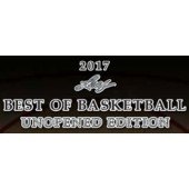 2017 Leaf Best of Basketball Unopened Edition Box