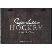 2017 Leaf ITG Superlative Hockey 12 Box Case