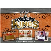 2017 Leaf Lumber Kings Hockey 10 Box Case