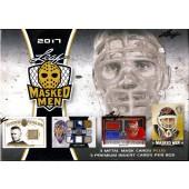 2017 Leaf Masked Men Hockey 12 Box Case