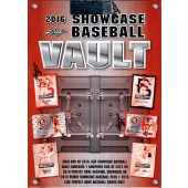 2016 Leaf Showcase Vault Baseball Box