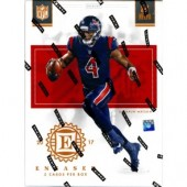 2017 Panini Encased Football Hobby 8 Box Case